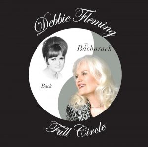 Debbie's latest solo album, all Bacharach, all the time!