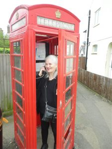 Deb,OldUKPhone booth