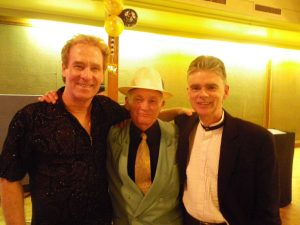 George Olliver, John Finley and Grant Slater bring in the New Year with a great band.